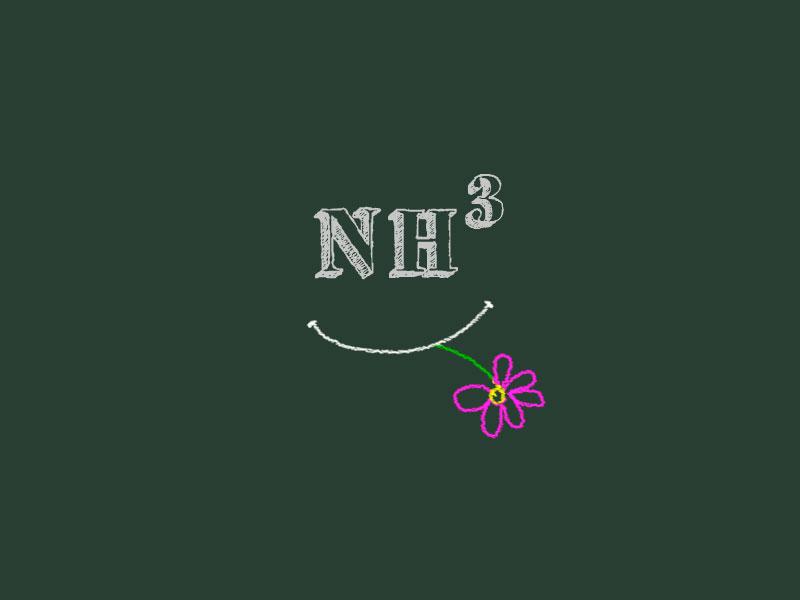 NH3/Ammoniak