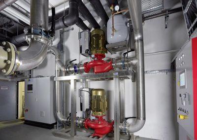Drehzahlgeregelte Lade-Pumpen für die Freikühler